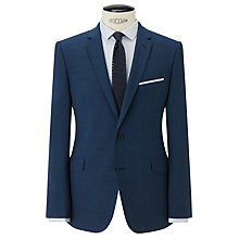 Buy Kin by John Lewis Jaspe Slim Fit Suit Jacket, Cornflower Online at johnlewis.com