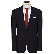 Buy Kin by John Lewis Fields Melange Check Suit Jacket, Navy Online at johnlewis.com