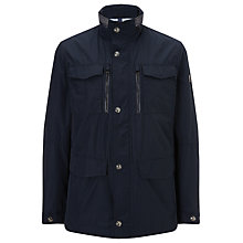 Buy Bugatti Shorter Four Pocket Field Jacket, Navy Online at johnlewis.com