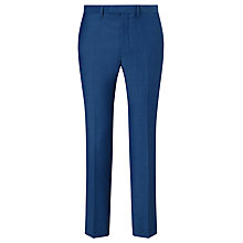 Buy Kin by John Lewis Slim Fit Stamford Tonic Suit Trousers, Steel Blue Online at johnlewis.com