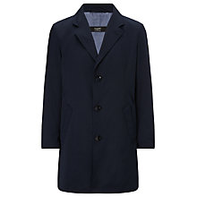 Buy Bugatti Epsom Slim Mac, Navy Online at johnlewis.com