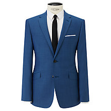 Buy Kin by John Lewis Slim Fit Stamford Tonic Suit Jacket, Ice Blue Online at johnlewis.com