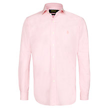 Buy Polo Ralph Lauren Slim Estate Shirt Online at johnlewis.com