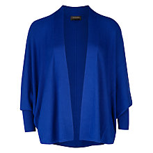 Buy Ted Baker Easy Cocoon Shape Cardigan, Bright Blue Online at johnlewis.com