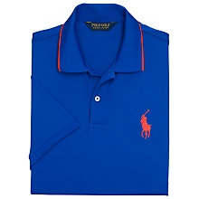 Buy Polo Golf by Ralph Lauren Pro-Fit Tipped Collar Polo Shirt Online at johnlewis.com