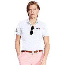 Buy Polo Golf by Ralph Lauren Solid RLX Polo Shirt Online at johnlewis.com