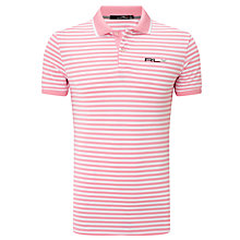 Buy Polo Golf by Ralph Lauren Striped RLX Polo Shirt Online at johnlewis.com