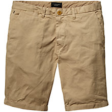 Buy Scotch & Soda Twill Chino Shorts Online at johnlewis.com