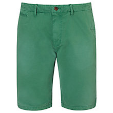 Buy Scotch & Soda Garment Dyed Twill Chino Shorts Online at johnlewis.com