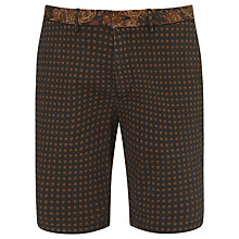 Buy Scotch & Soda Paisley Print Chino Shorts, Dessin Online at johnlewis.com