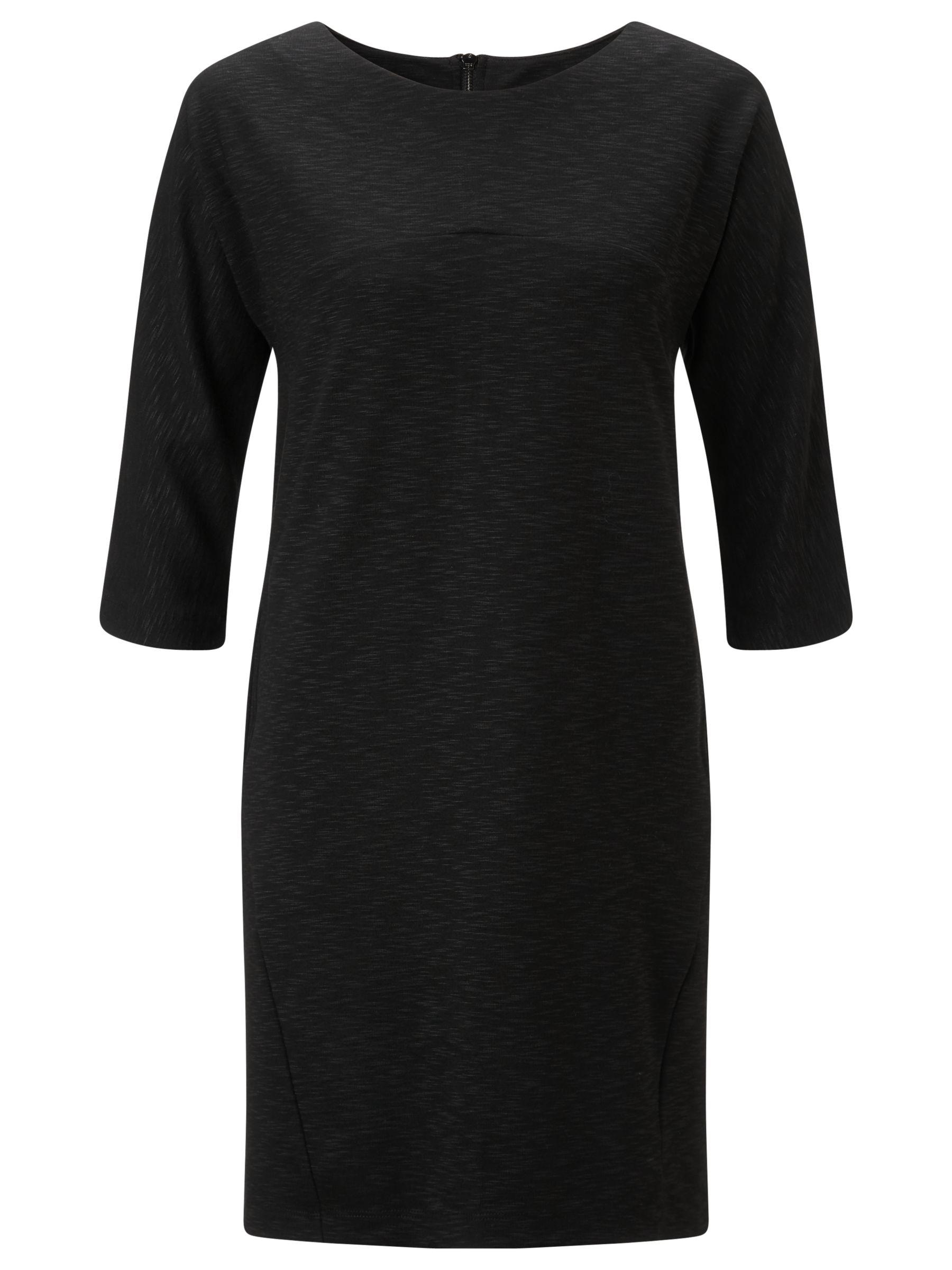 kin by john lewis 3/4 sleeve cocoon dress, kin, john, lewis, 3/4, sleeve, cocoon, dress, kin by john lewis, grey|grey|grey|grey|black|black|grey|black|black|black|black|grey, 12|10|18|16|12|16|14|14|18|10|8|8, shop by brand, women, brands a-k, womens dresses, 1831311
