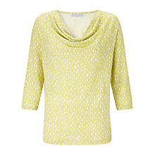 Buy John Lewis Capsule Collection Linen Cowl Top Online at johnlewis.com