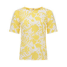 Buy COLLECTION by John Lewis Annabelle Floral Top Online at johnlewis.com