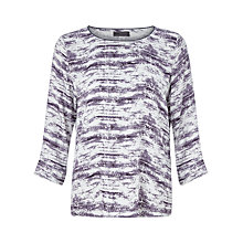 Buy Minimum Blouse, Metal Grey Online at johnlewis.com