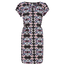 Buy Crea Concept Viola Dress, Black Online at johnlewis.com