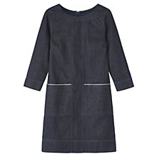 Buy Toast Hiro Denim Dress, Indigo Online at johnlewis.com