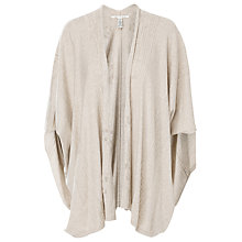 Buy Max Studio Waterfall Knit Cardigan Online at johnlewis.com