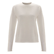 Buy Minimum Eja Knit, Broken White Online at johnlewis.com