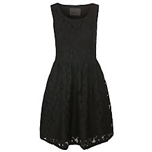 Buy Minimum Ellen Dress, Black Online at johnlewis.com