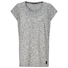 Buy Minimum Blond T-shirt, Light Melange Grey Online at johnlewis.com