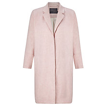 Buy Minimum Karoline Outerwear Jacket, Pastel Pink Online at johnlewis.com