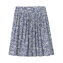 Buy Toast Ishigawa Skirt, Indigo Online at johnlewis.com