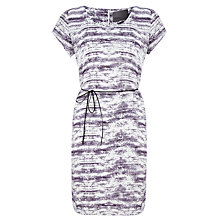 Buy Crea Concept Viola Dress, Metal Grey Online at johnlewis.com