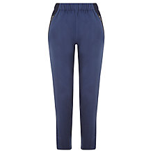 Buy Minimum Gabrielle Trousers, Twilight Blue Online at johnlewis.com