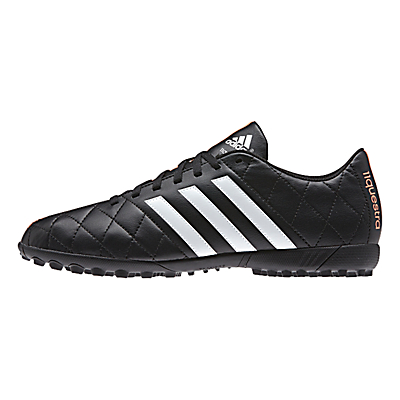 Adidas 11Questra TF Football Boots, Core Black