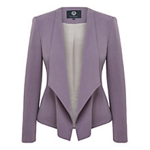 Buy Viyella Waterfall Jacket, Smokey Lavender Online at johnlewis.com