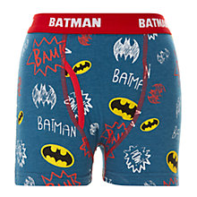 Buy Batman Trunks, Pack of 2, Navy/Grey Online at johnlewis.com