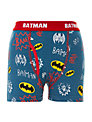 Batman Trunks, Pack of 2, Navy/Grey
