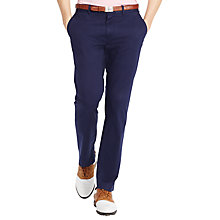 Buy Polo Golf by Ralph Lauren Driving Trousers, French Navy Online at johnlewis.com