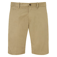 Buy Diesel P-Aily Cotton Shorts, Stone Online at johnlewis.com