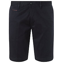 Buy Diesel P-Aily Chino Shorts, Navy Online at johnlewis.com