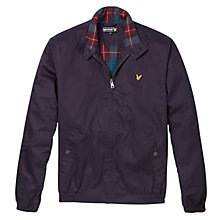 Buy Lyle & Scott Harrington Jacket, New Navy Online at johnlewis.com