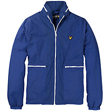 Buy Lyle & Scott Ripstop Jacket, French Navy Online at johnlewis.com