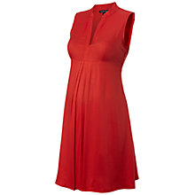 Buy Isabella Oliver Albyn Summer Maternity Dress, Coral Online at johnlewis.com
