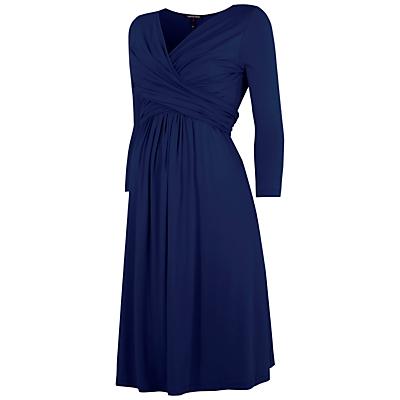 Product photo of Isabella oliver emily maternity dress french navy