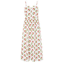 Buy John Lewis Sylvia Archive Pansy Print Dress, Multi Online at johnlewis.com