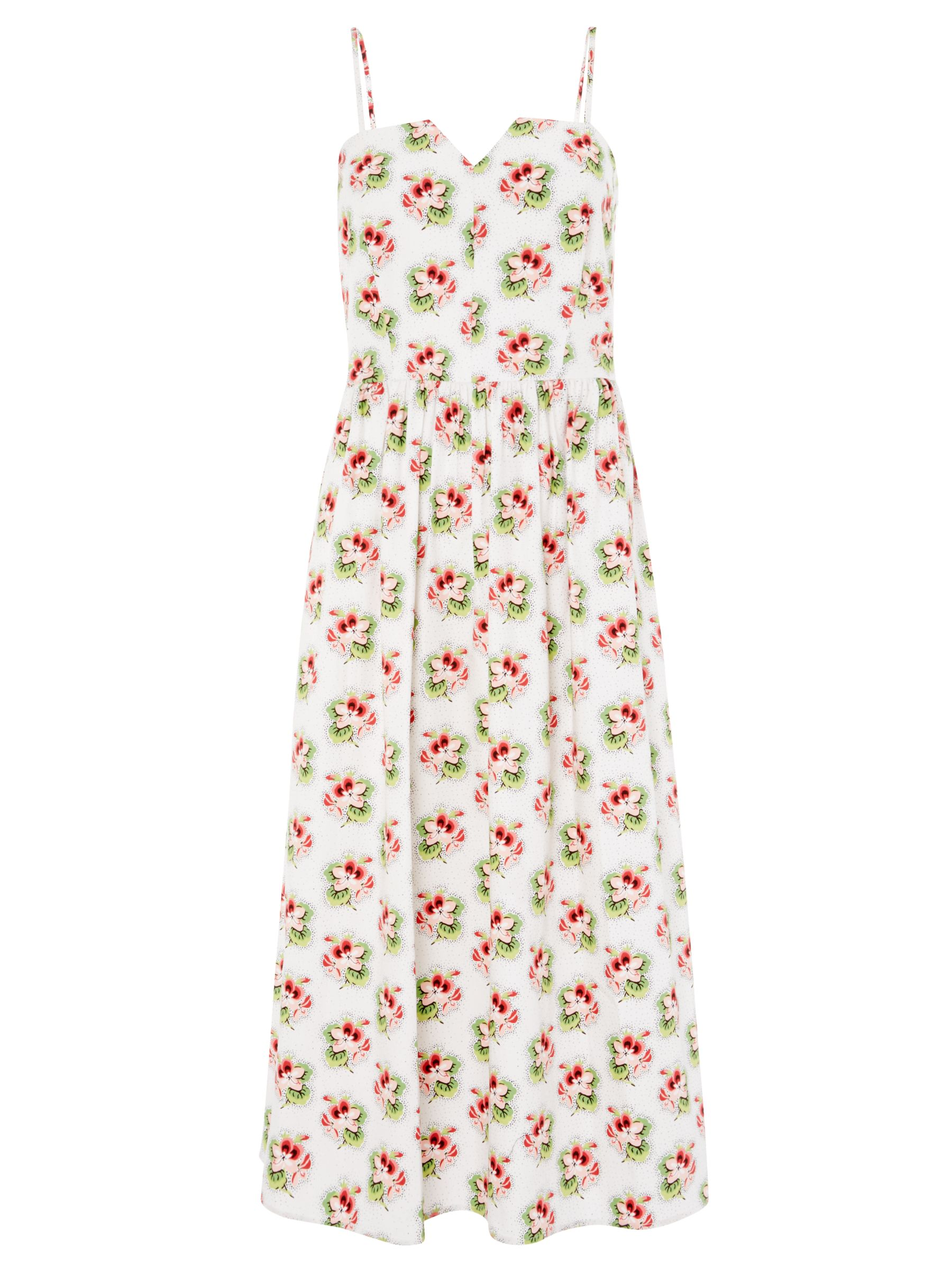 john lewis sylvia archive pansy print dress multi, john, lewis, sylvia, archive, pansy, print, dress, multi, john lewis, 10|8|18|12|14|16, women, womens dresses, fashion magazine, brands a-k, gifts, wedding, wedding clothing, female guests, 1901753