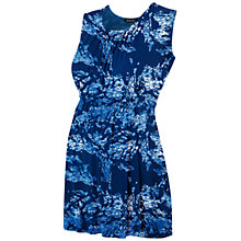 Buy Isabella Oliver Ariana Print Tunic Maternity Top, Blue/Multi Online at johnlewis.com
