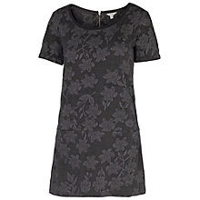 Buy Fat Face Jacquard Tunic Dress Online at johnlewis.com