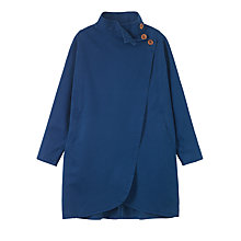 Buy Toast Akiko Cotton Coat Online at johnlewis.com