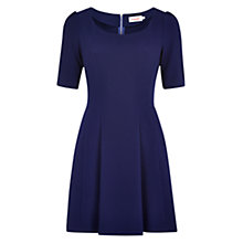 Buy Louche Belena Dress, Navy Online at johnlewis.com