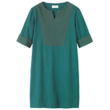 Buy Toast Maiko Dress, Teal Online at johnlewis.com