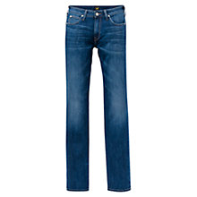 Buy Lee Slim Boot Jeans, Blue Mountain Online at johnlewis.com