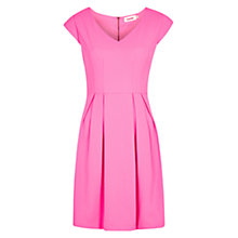 Buy Louche Layce Cap Sleeve Dress, Pink Online at johnlewis.com