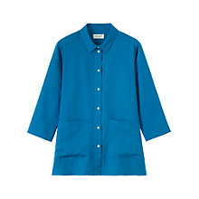 Buy Toast Linen Overshirt Online at johnlewis.com
