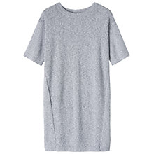 Buy Toast Totto Cotton Tunic Dress, Blue Online at johnlewis.com